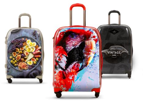gadżety reklamowe, walizki personalizowane